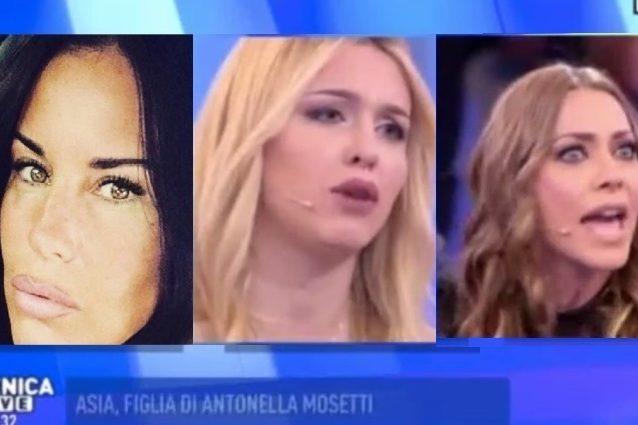 """Mosetti replica alla Cascella: """"Quarantenni disposte a bassezze per un minuto di tv"""""""