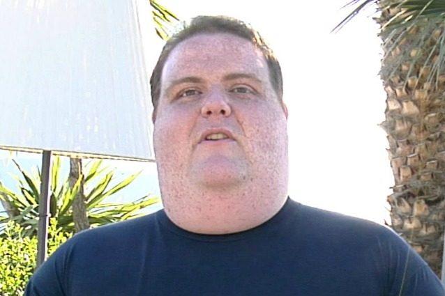 """Francesco Nozzolino e i 171 chili: """"Quando mia madre è morta, ho affrontato il dolore mangiando"""""""