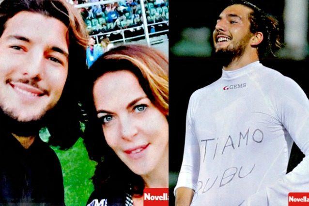 """Andrea Preti: """"Amo Claudia Gerini, è la mia piccola e dolcissima Bubu"""""""
