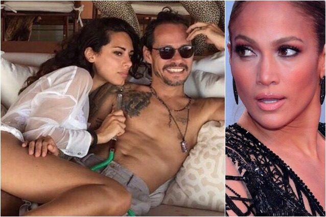 Raffaella Modugno intima con Marc Anthony, foto sexy per la modella italiana e l'ex di JLo