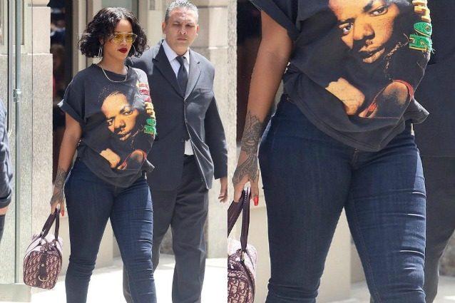 Rihanna ingrassata alla soglia dei 30 anni, il peso distribuito soprattutto su fianchi e cosce