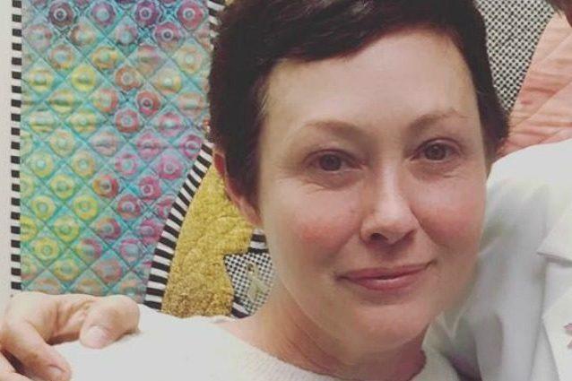 """Shannen Doherty dopo il cancro: """"Sto bene e non potrei essere più felice"""""""
