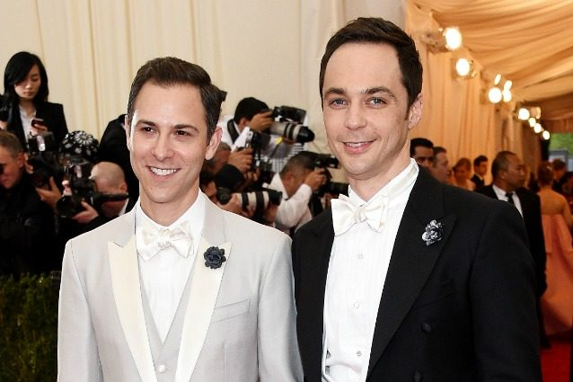 The Big Bang Thoery: Jim Parsons si è sposato!