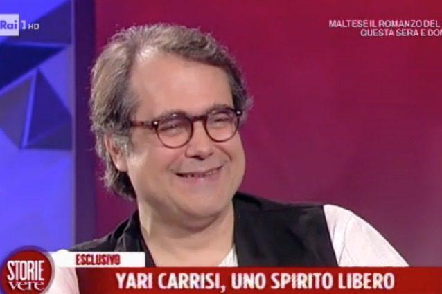 """Yari Carrisi torna ad amare dopo Naike Rivelli: """"La mia fidanzata è portoghese e fa l'avvocato"""""""