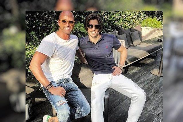 """Bettarini: """"Niccolò ha 18 anni, non andrà al GF Vip. Con Simona Ventura siamo uniti"""""""