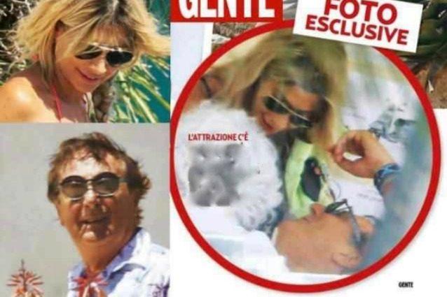 """""""Tra Enzo Iacchetti e Maddalena Corvaglia è di nuovo amore?"""", le foto che infiammano il gossip"""