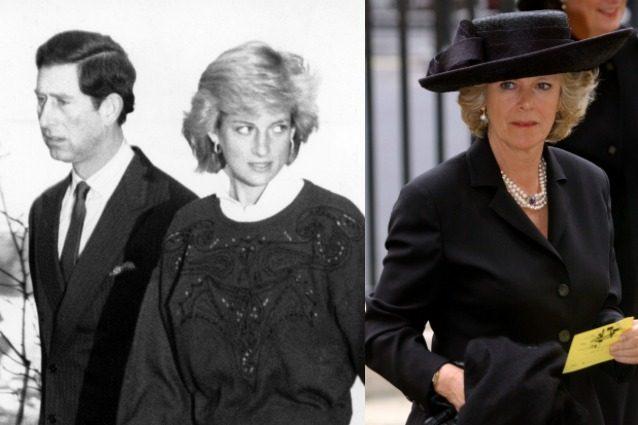 """Lady Diana scoprì che Carlo amava Camilla prima di sposarlo: """"Lo sentii giurarle amore eterno"""""""