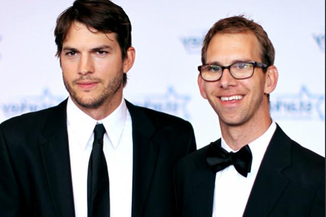 La storia di Michael, gemello di Ashton Kutcher affetto da una paralisi cerebrale