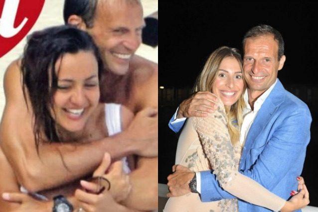 """Valentina, figlia di Allegri, sulla storia con Ambra: """"Se è felice, lo sono anch'io"""""""