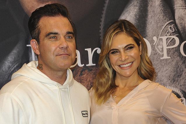 """Robbie Williams: """"Soffrivo di ansia sociale, mia moglie mi ha aiutato"""""""