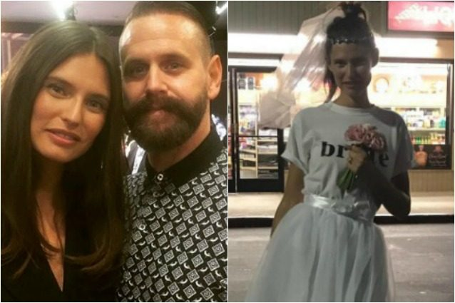 Bianca Balti, nozze con Matthew McRae: la modella si è sposata