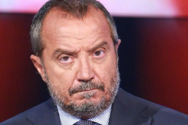 """Franco Di Mare e la scappatella: """"Falso, ho conosciuto Giulia 5 anni dopo la mia separazione"""""""