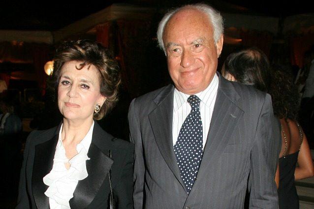 """Franca Leosini e il marito: """"Che faccia Storie Maledette o le polpette, per lui non cambia"""""""