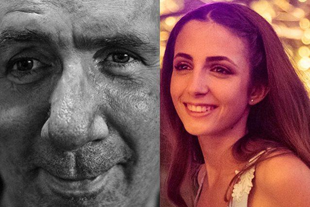 """Ginevra, figlia di Francesco Nuti: """"Migliora poco, ma ora voglio essere la sua unica tutrice"""""""
