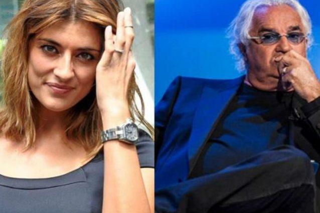 """Lele Mora: """"Elisa Isoardi e Flavio Briatore sono stati fidanzati"""""""