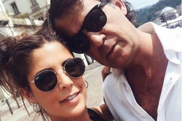 """Martina Luchena scrive al papà scomparso: """"Una battaglia più grande di me, dammi la forza"""""""