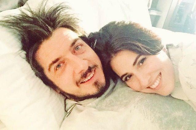 """Diana Del Bufalo scrive a Paolo Ruffini: """"Ci siamo amati alla follia, ora ci amiamo in un'altra forma"""""""