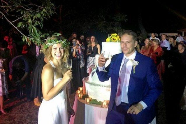 Upas, Arianna e Filippo sposi nella realtà: i dettagli del matrimonio