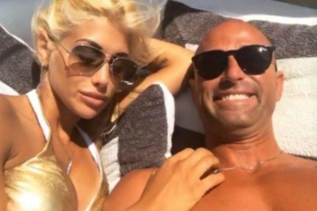 Stefano Bettarini è fidanzato con Nicoletta Larini, fashion designer di 23 anni