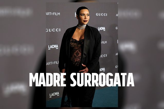 Kim Kardashian, maternità surrogata