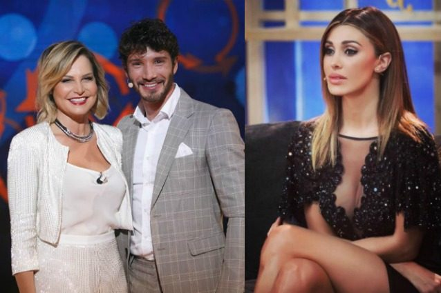 """Simona Ventura: """"Credo che Belén ami ancora Stefano, tutti subiscono il suo fascino"""""""