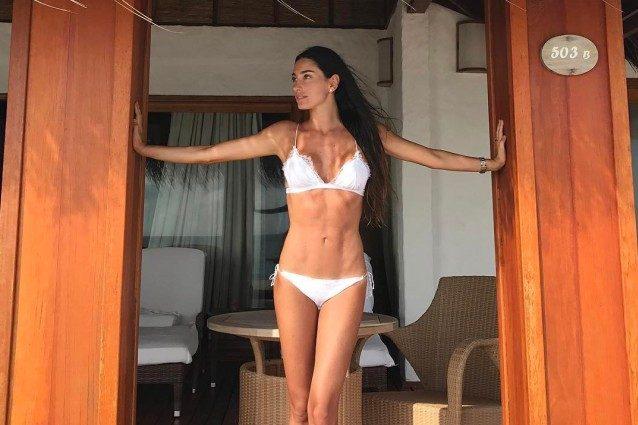 L'estate 2017 alle Maldive di Giorgia Gabriele senza Gianluca Vacchi