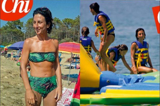 Agnese Renzi, vacanze low cost: in campeggio con la figlia