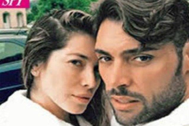 Aida Yespica trova l'amore poco prima del Gf Vip lui è Geppy Lama