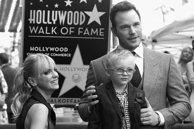 """Chris Pratt e Anna Faris si sono separati: """"Per il bene di nostro figlio vogliamo andare avanti"""""""