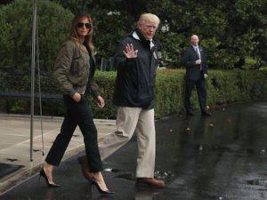 Donald e Melania Trump (Getty Images)