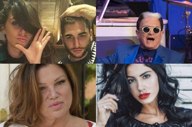 Il cast del Grande Fratello Vip 2017, dai fratelli Rodriguez a Malgioglio e Serena Grandi