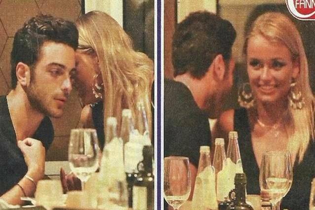 Gianluca Ginoble de Il Volo paparazzato con Mercedesz Henger, ma sono entrambi fidanzati