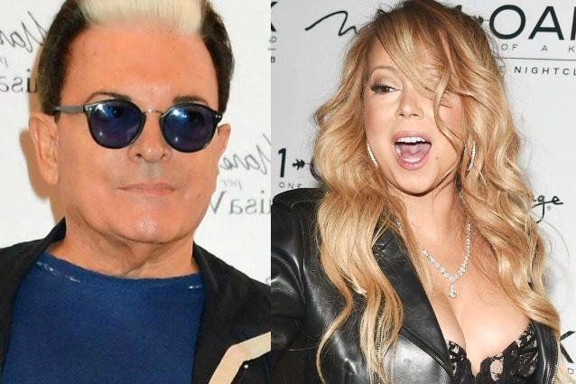 """Malgioglio: """"Farò il GF Vip per colpa di Mariah Carey, mi querela perché l'ho insultata"""""""