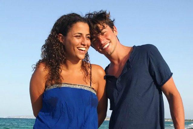"""La dedica di Riccardo Marcuzzo a Sara Daniele: """"Tra noi un'amicizia vera. Mi manchi, ti voglio bene"""""""