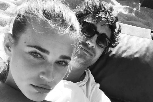 Il fidanzato di Ivana Mrazova si chiama Alessandro Allevato, è con lui che compete Ignazio Moser