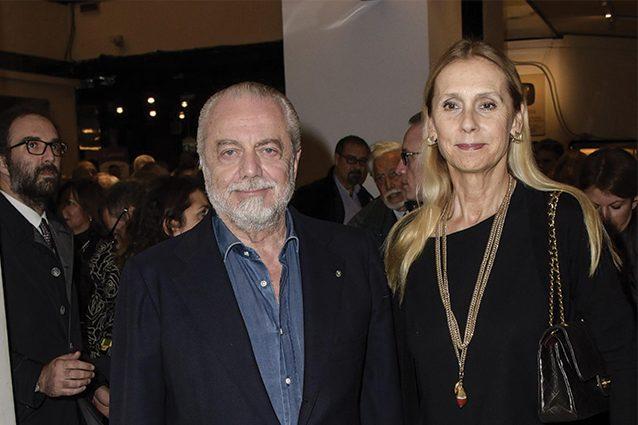 """De Laurentiis, l'unico produttore al mondo ad aver avuto una sola moglie: """"Perché la amo da 43 anni"""""""