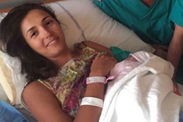 Caterina Balivo mamma: Ecco perchè mia figlia si chiama Cora