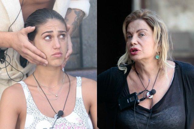 """Cecilia Rodriguez è stanca di Simona Izzo: """"Vuole comandare, stiamo tutti ai suoi ordini"""""""