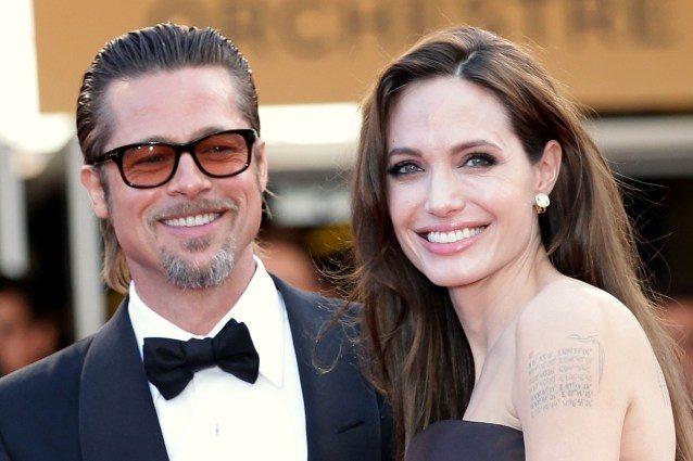Angelina Jolie e la vita da single