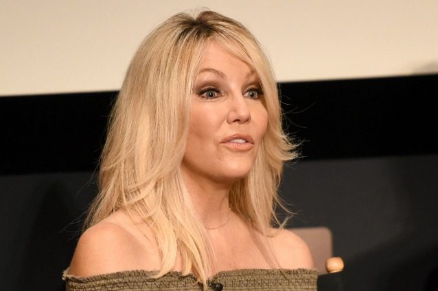 Heather Locklear In Ospedale L Amanda Di Melrose Place Ha