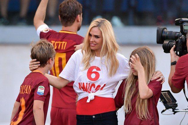 Francesco Totti pensa ad allargare la famiglia
