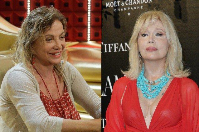 """Simona Izzo: """"Amanda Lear era un uomo, una bellissima trans. Ha fatto un intervento"""""""