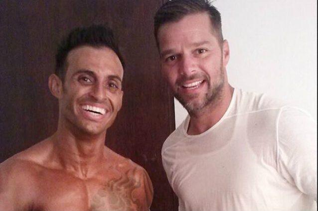 L'appello disperato di Ricky Martin:
