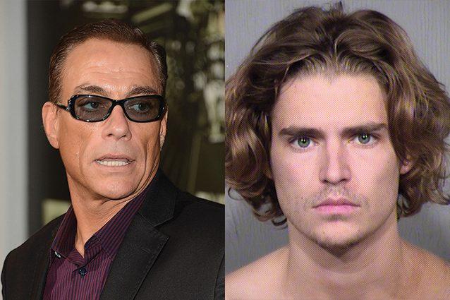 Arrestato il figlio di Jean-Claude Van Damme