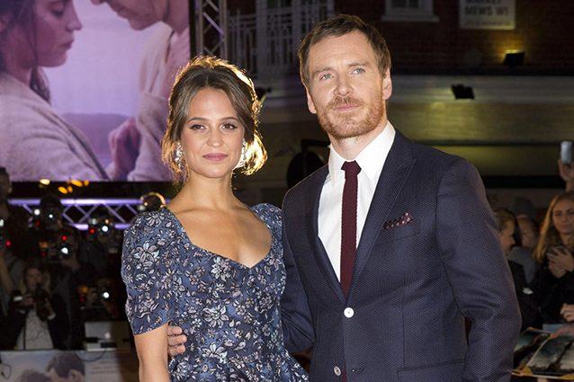 Michael Fassbender e Alicia Vikander si sposeranno ad Ibiza, sarà un super party segreto