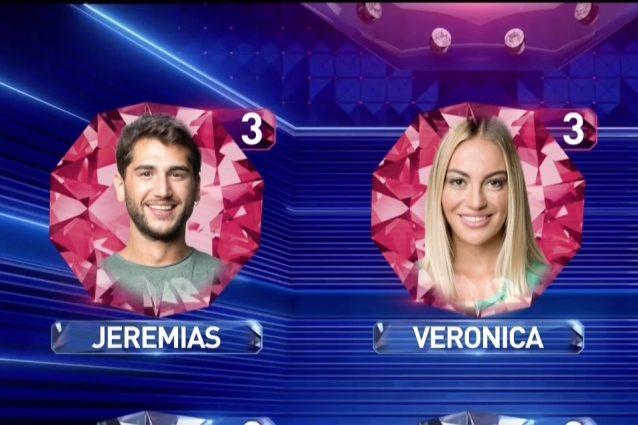 Jeremias e Veronica sono i nominati della settimana, uno di loro lascerà la Casa