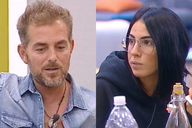 """Daniele Bossari: """"Giulia De Lellis è la più ipocrita, parla male di me alle mie spalle"""""""