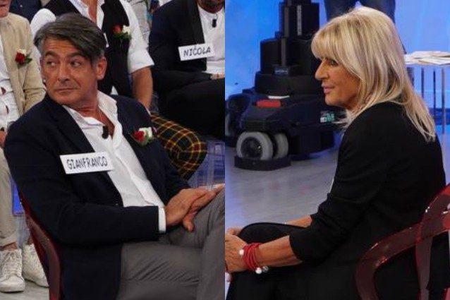 """Gianfranco Crobu umilia Gemma Galgani, il pubblico insorge: """"Perché Tina e Gianni non intervengono?"""""""
