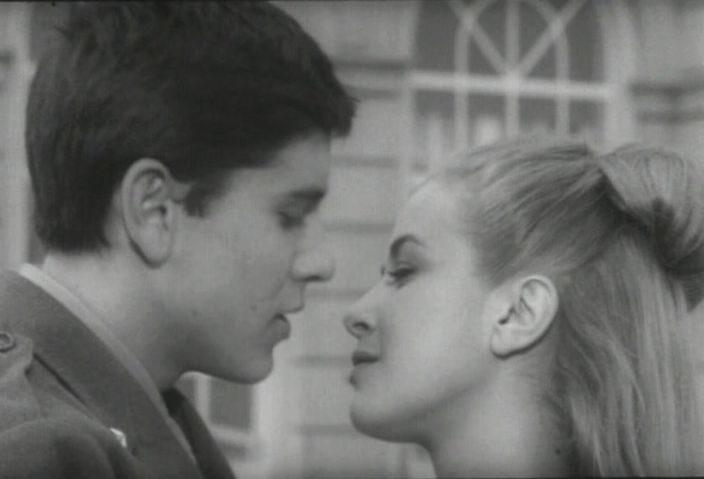 """Morandi e la Efrikian nel film """"In ginocchio da te"""""""