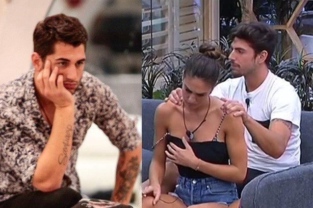"""Ignazio e Cecilia intimi, Jeremias interviene: """"Francesco Monte potrebbe essere geloso"""""""